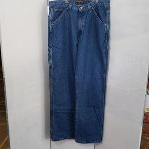 Saddlebred Nwt** mens denim carpenter jeans